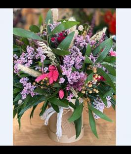 Rose Natural Box